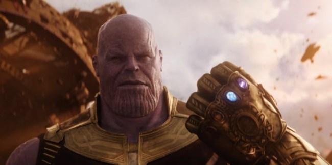 avengers infinity war trailer thanos
