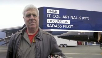 This Retired Marine Corps Pilot Is The Only Private Citizen In The World Who Owns A Harrier Fighter Jet