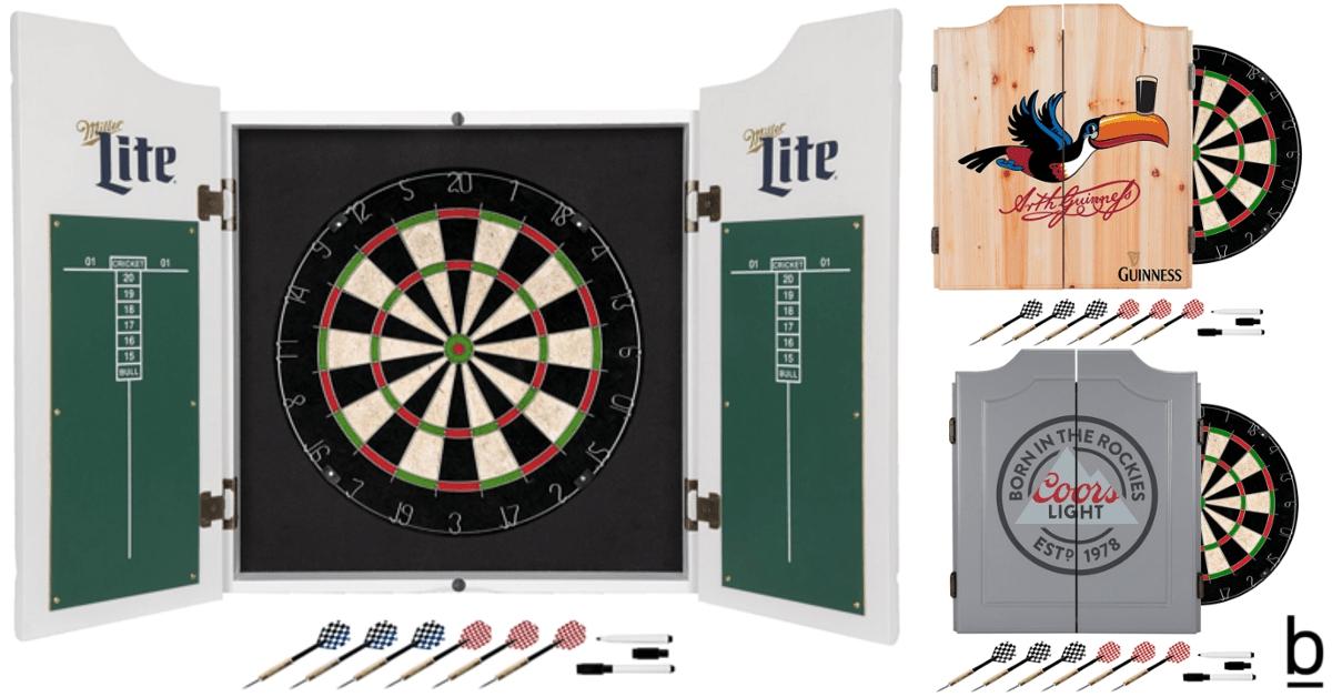 bar dartboard sets