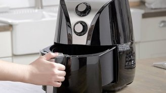 Grab This Black + Decker PuriFry For Delicious Fried Food Without All The Guilt (Or Oil)