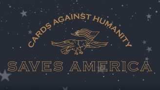 Cards Against Humanity Launches Campaign To 'Save America'