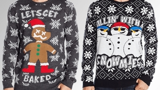 These Christmas Sweaters Are Far More Funny Than Ugly