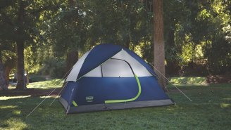 Reconnect With The Outdoors At A Reduced Price In This Coleman Sundome 6-Person Tent