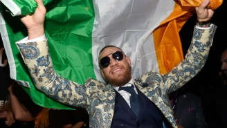 Conor McGregor Explained Why He Attacked The Referee After Climbing Into The Cage At Bellator 187