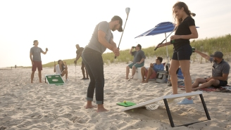 CYBER MONDAY DEAL: Get CHIPPO — The Golf + Cornhole Backyard/Tailgate Game Of The Year — For 20% Off!