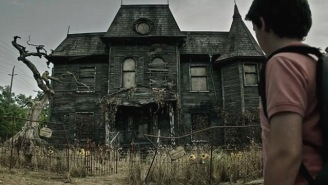 Here's How Much It'd Cost To Buy The Creepy Houses From 'IT,' 'AHS,' 'Walking Dead' And More