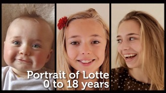 This Dad Filmed His Daughter Every Day For 18 Years And Created A Timelapse Video That Is Beyond Cool