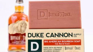 Duke Cannon Introduces Bourbon-Infused Soap So It's Time To Smell Like A Damn Man