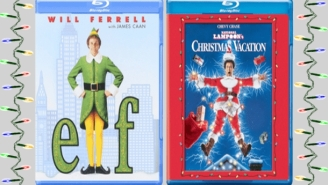 Own 'Elf' Or 'Christmas Vacation' On Blu-ray For $7.99
