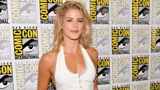 Emily Bett Rickards Of 'Arrow' And 'Flash' Talks About Her Upcoming Movie In A New Pictorial