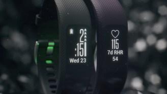 Garmin Vivosmart 3 Is The Fitness Tracker That Doesn't Look Like One & It's 30% Off Today