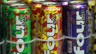 A Mad Genius Figured Out How To Brew Your Own Four Loko At Home