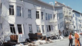 After A Swarm Of Earthquakes, Many Wonder If It Is A Sign The 'Big One' Will Hit California