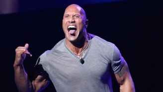 Dwayne Johnson Brings 40,000 Pounds Of Workout Equipment To Every Movie Set