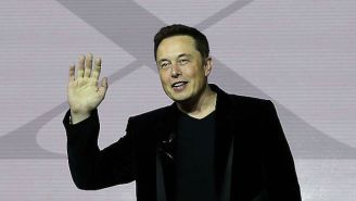 Elon Musk Makes April Fool's Joke About Tesla Going Bankrupt, Tesla Stock Drops
