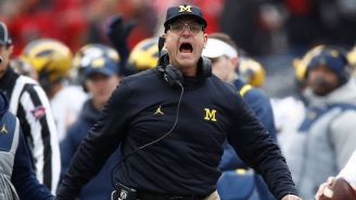 Michigan Is Considering Signing Jim Harbaugh To A Lifetime Contract