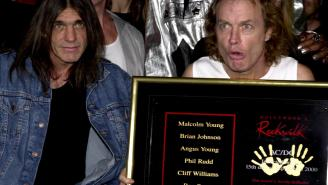 AC/DC Co-Founder And Guitarist Malcolm Young Dead At 64