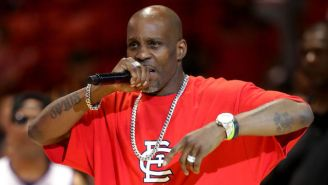 DMX's 'Rudolph The Red-Nosed Reindeer' Remix Is Destined To Become A Christmas Classic