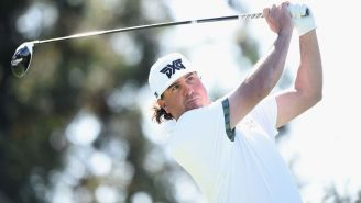 PGA Tour Pro Pat Perez Talks To Us About His Game, His Apparel, Tiger Woods' Return, LaVar Ball And More