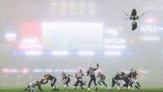 NBC Will Be Using Their 'Madden' SkyCam During Thursday Night Football