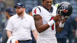 Houston Astros Fan On Twitter Totally Cursed The Texans With A Tweet About Deshaun Watson