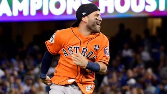 Jose Altuve Sent J.J. Watt Whiskey And A Thank You Letter For What He's Done For Houston