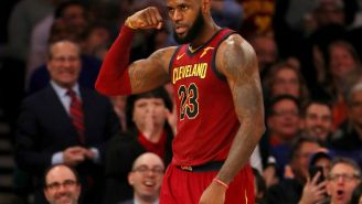 LeBron James  Completely Disrespects The Knicks In Instagram Post After Win, Calls Himself The 'King Of New York'