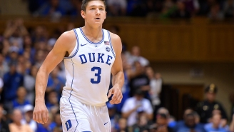 Duke's Grayson Allen Relives Last Year's Infamous Tripping Incidents And His Role As The Villain