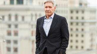 Harrison Ford, Real-Life Hero, Saves Car Crash Victim On The Side Of The Highway