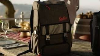Check Out This Awesome Backpack Cooler, Perfect For Brews On The Move