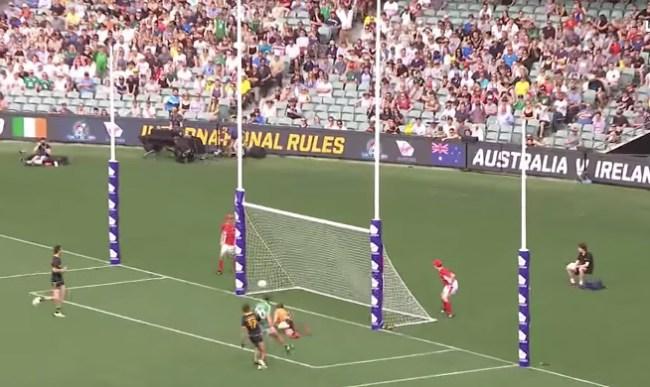 International Rules Tournament Australia vs Ireland
