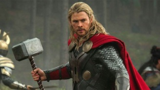 Inventor Creates Thor's Mjolnir Hammer In Real-Life That Flies Away And Returns To Him