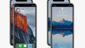 There Is Now An App That Removes iPhone X's Notch