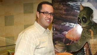 Jared Fogle Tried To Get Released From Prison By Ridiculously Claiming To Be A 'Sovereign Citizen'
