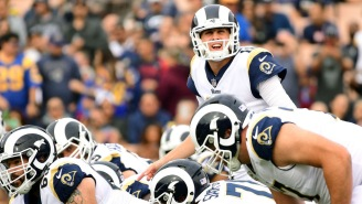 Jared Goff Has The Best Audibles In The NFL: Listen As He Calls Out Tupac, Ric Flair, Elvis And More