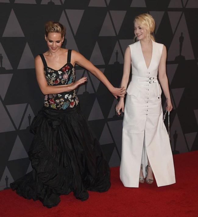 Jennifer Lawrence Why Rude Fans Public