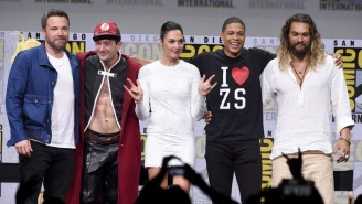 The 'Justice League' Actors Are All Totally Jacked Thanks To Their Crazy Intense Workout Regimens