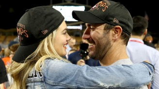 Justin Verlander Had The Correct Response When Asked To Decide Between A World Series Win Or Kate Upton Honeymoon
