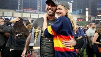 Justin Verlander Reminds You His Life Is Better Than Yours By Showing Off His New $450K Ford GT