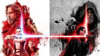 'Last Jedi' Posters Have 'Star Wars' Fans Worried Luke Is Joining The Dark Side, Mark Hamill Reacts
