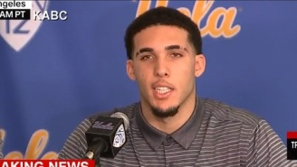LiAngelo Ball And His Two UCLA Teammates Thank Donald Trump During Press Conference