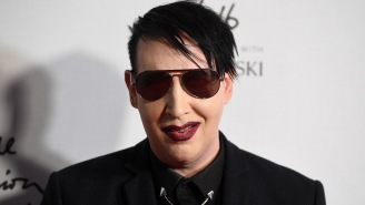 Mouth Breathers Are Confusing The Death Of Charles Manson With Marilyn Manson, So Bask In This Stupidity