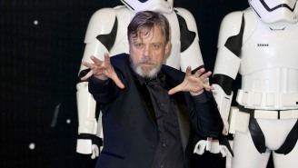 Mark Hamill Showed Up Unannounced At A 'Star Wars' Attraction In Disneyland And People Lost Their Sh*t