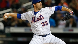 Poor Matt Harvey Has Moved On From Adriana Lima To Another Supremely Attractive Model