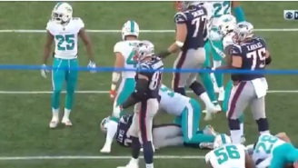 Dolphins CB Bobby McCain Ejected For Throwing Punch At Patriots Danny Amendola