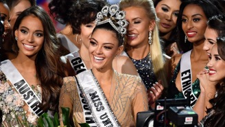Newly Crowned Miss Universe 2017, Demi-Leigh Nel-Peters From South Africa, Seems Pretty Cool