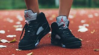 Hundreds Of Fake Air Jordans Worth $55,000 Seized At Dulles International Airport