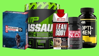 All Your Favorite Sports Nutrition Products Are 30% Off So Load Up Today