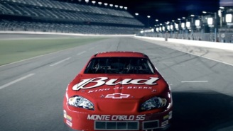 Budweiser's Tribute To Dale Earnhardt Jr's Last Ever NASCAR Race Is Going To Leave You Choked Up