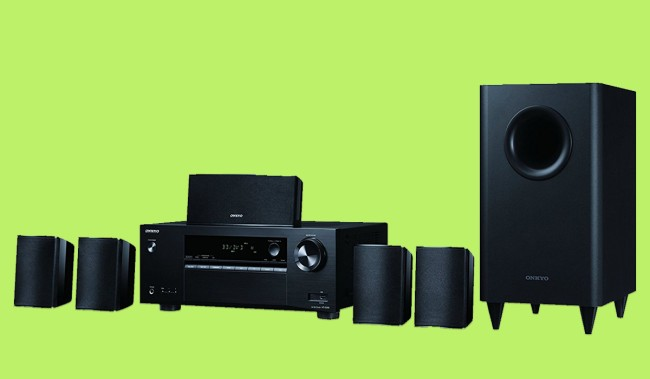 Onkyo HT-S3800 5.1 Channel Home